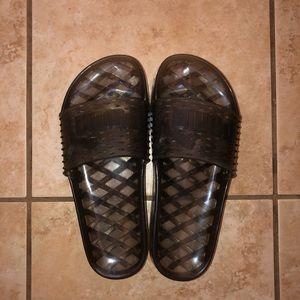 Fenty Jelly Slide Sandals
